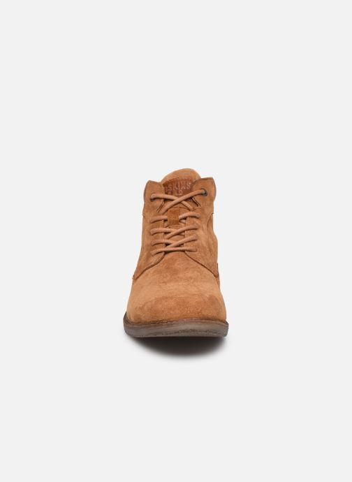 Bottines et boots Redskins Jamili Marron vue portées chaussures
