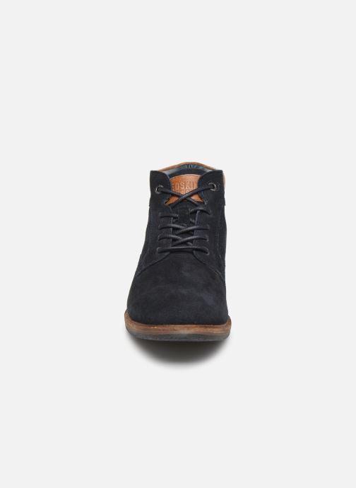 Bottines et boots Redskins Jamili Bleu vue portées chaussures