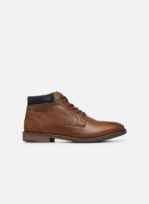 Ankle boots Redskins Jamilo Brown back view