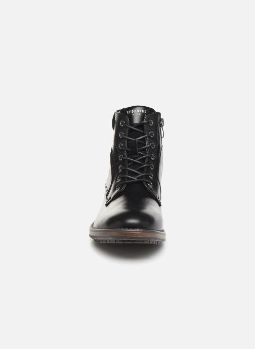 Bottines et boots Redskins Ortie Noir vue portées chaussures