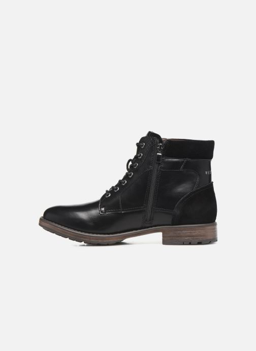 Ankle boots Redskins Ortie Black front view