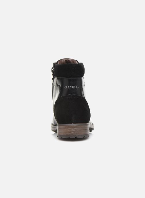 Bottines et boots Redskins Ortie Noir vue droite