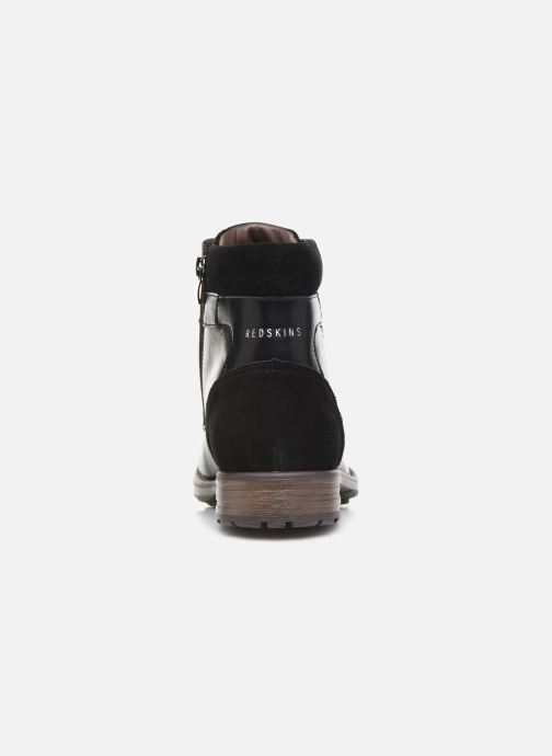 Ankle boots Redskins Ortie Black view from the right