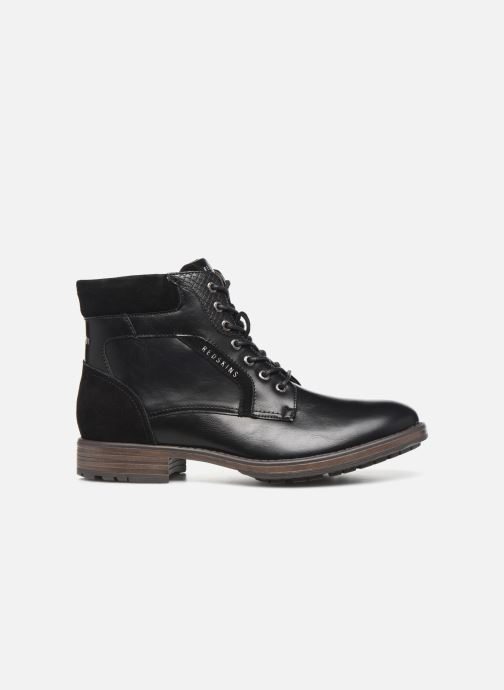 Ankle boots Redskins Ortie Black back view