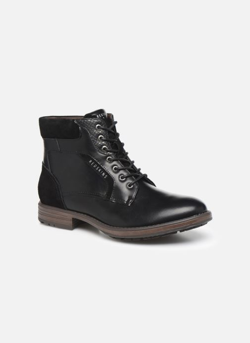 Ankle boots Redskins Ortie Black detailed view/ Pair view