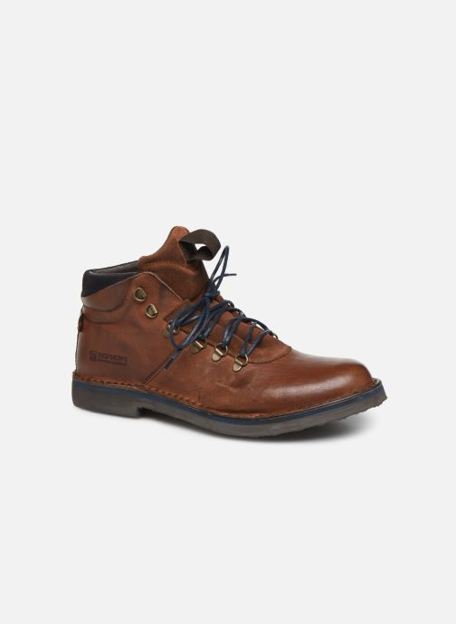 Ankle boots Redskins Wayat Brown detailed view/ Pair view