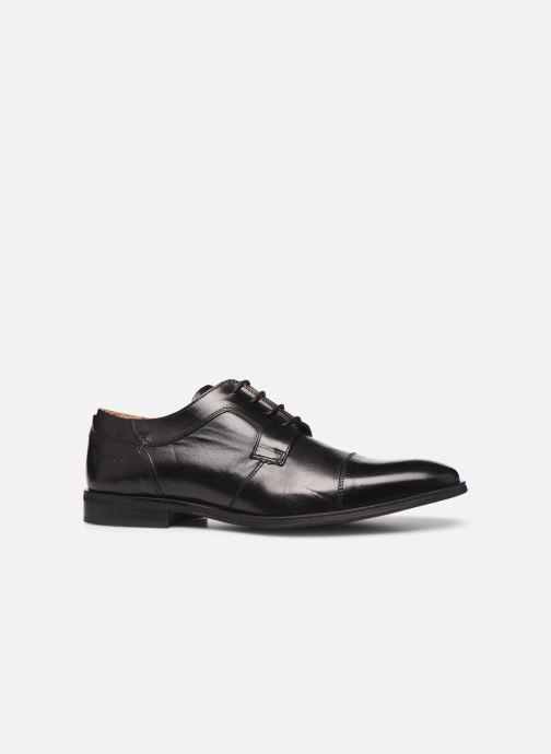 Lace-up shoes Redskins Windsor Black back view