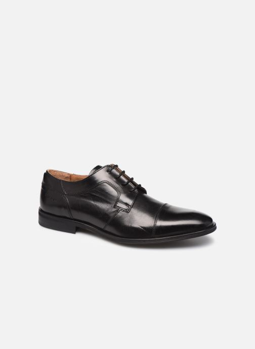 Lace-up shoes Redskins Windsor Black detailed view/ Pair view
