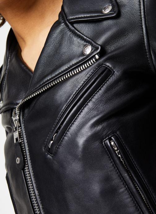 Kleding Schott Perfecto Lcw 1601D W Zwart voorkant