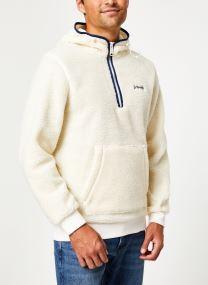 Sweatshirt hoodie - Sweat Capuche Sherpa Sw Andric