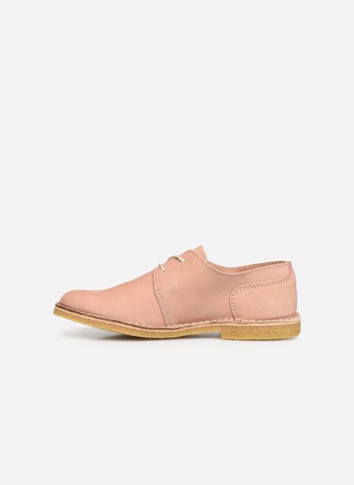 Chaussures à lacets Kickers Talia Rose vue face