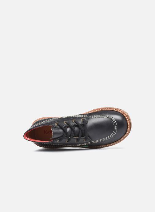 Bottines et boots Kickers Neotreck Noir vue gauche