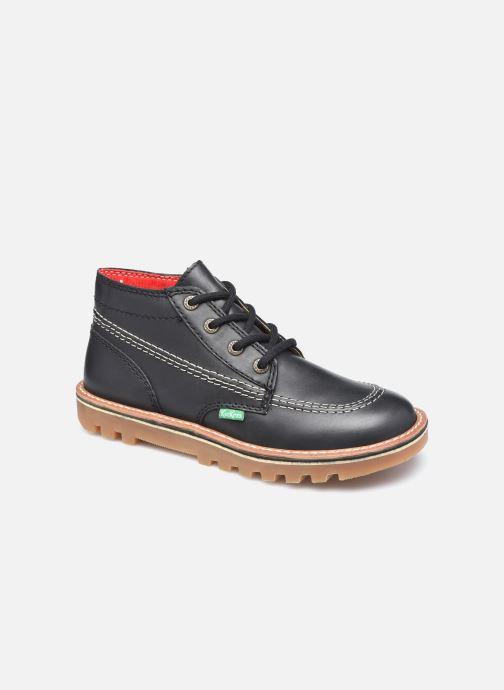 Bottines et boots Kickers Neotreck Noir vue détail/paire