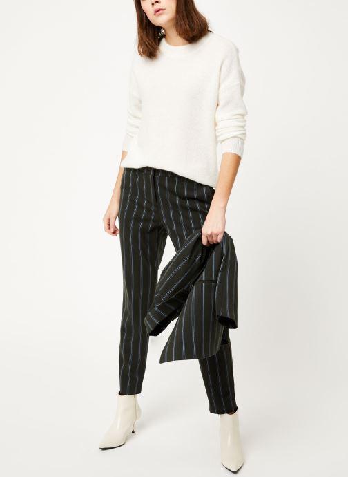 Vêtements MOSS COPENHAGEN Emory Gin Pants Gris vue bas / vue portée sac