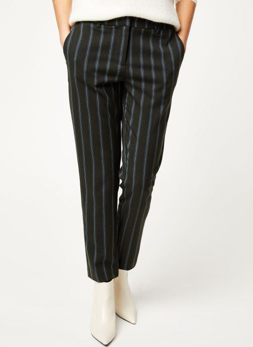 Vêtements MOSS COPENHAGEN Emory Gin Pants Gris vue détail/paire