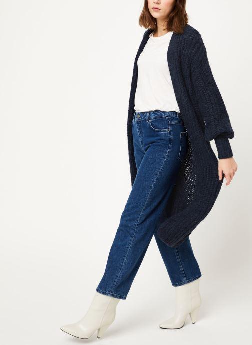 MOSS COPENHAGEN Gilet - Heidi Cardigan (Bleu) - Vêtements (403230)