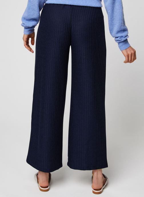 MOSS COPENHAGEN Pantalon large - Jennie Ankle Pants (Bleu) - Vêtements(403250)