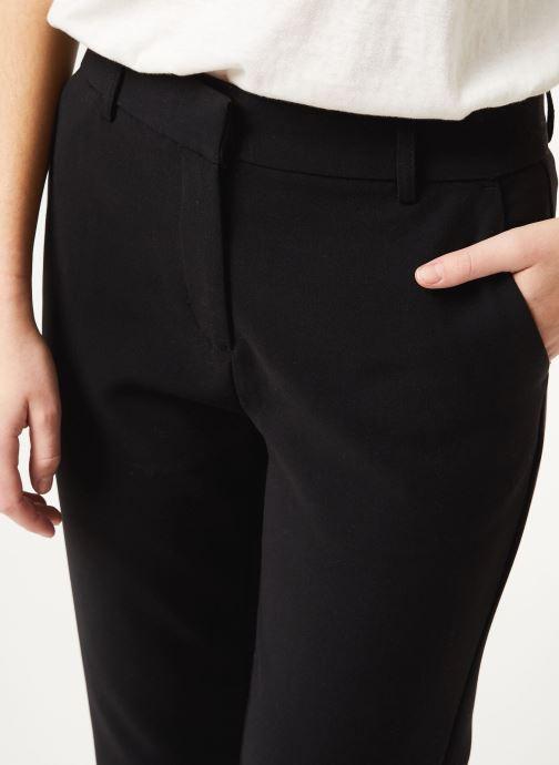 Vêtements MOSS COPENHAGEN Zorbae Joe Pants Noir vue face