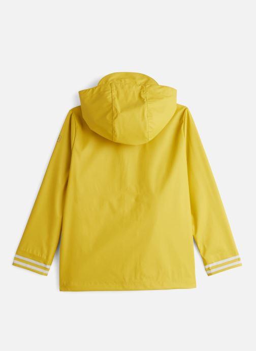 Vêtements Aigle Cirelolly Jaune vue bas / vue portée sac