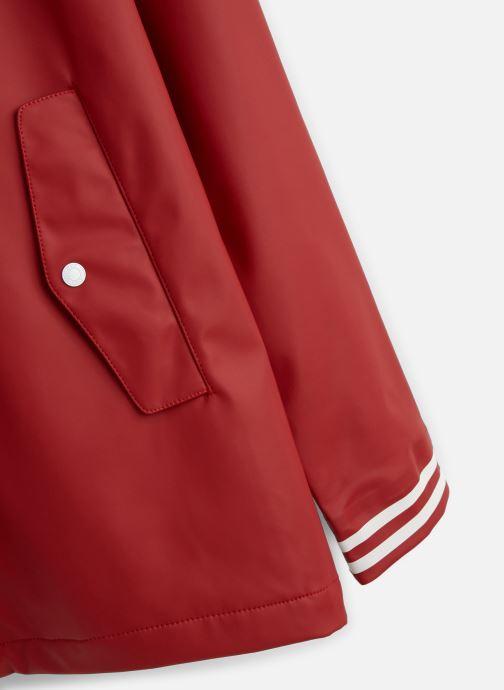 Vêtements Aigle Cirelolly Rouge vue portées chaussures