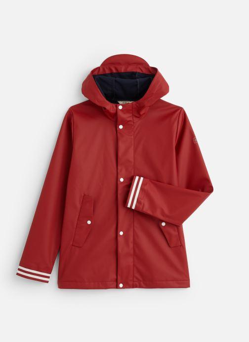 Vêtements Aigle Cirelolly Rouge vue détail/paire