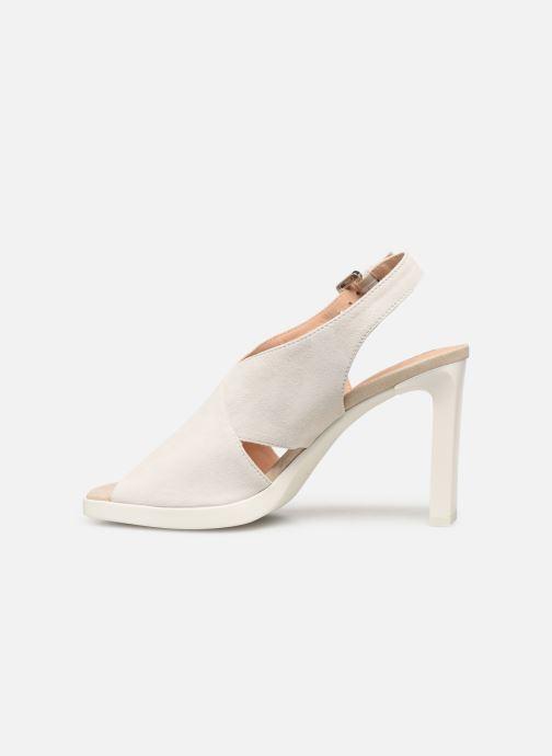 Sandales et nu-pieds Geox D JENIEVE D D92CDD Blanc vue face