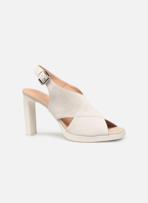 Sandales et nu-pieds Geox D JENIEVE D D92CDD Blanc vue derrière