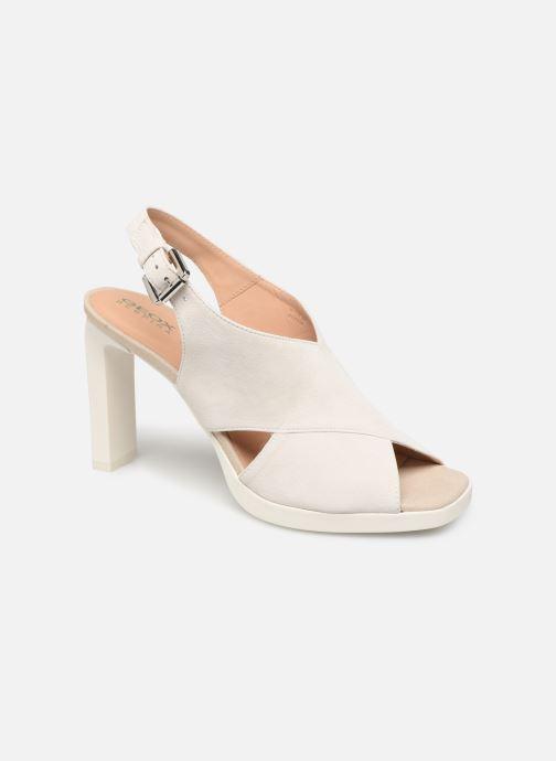 Sandales et nu-pieds Geox D JENIEVE D D92CDD Blanc vue détail/paire