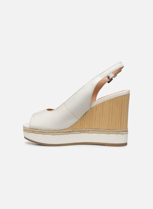 Sandales et nu-pieds Geox D YULIMAR A D92CFA Blanc vue face