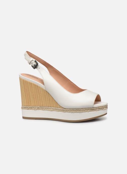 Sandales et nu-pieds Geox D YULIMAR A D92CFA Blanc vue derrière