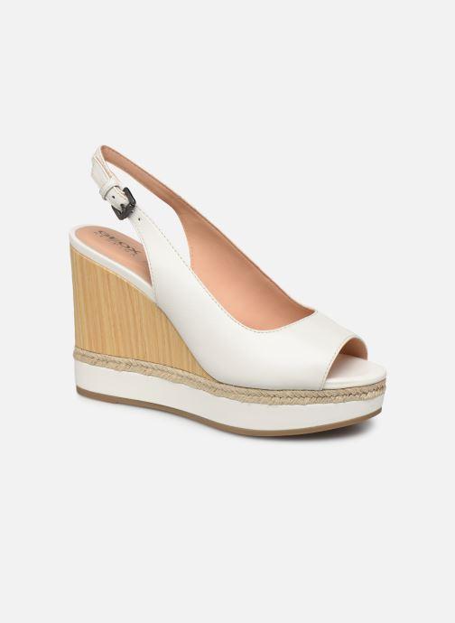 Sandales et nu-pieds Geox D YULIMAR A D92CFA Blanc vue détail/paire
