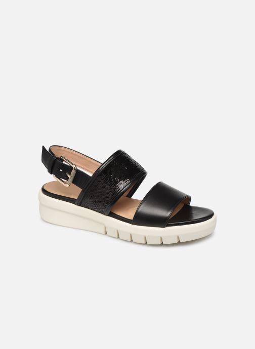 Sandales et nu-pieds Geox D WIMBLEY SAND A D92DPB Noir vue détail/paire