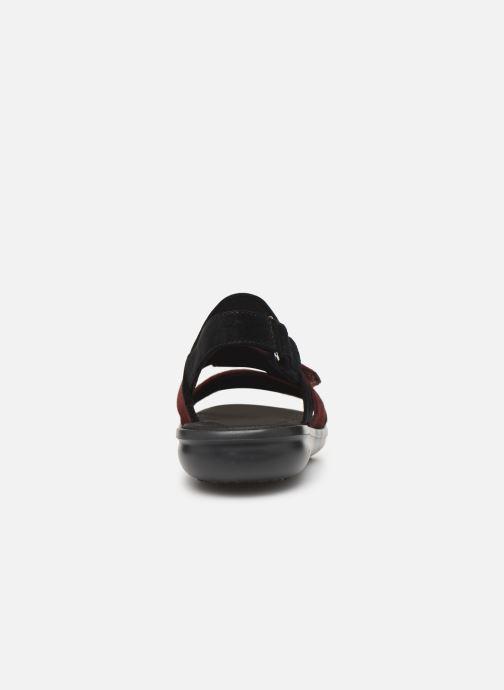 Sandalen Geox D JEARL SAND D D92DR Zwart rechts