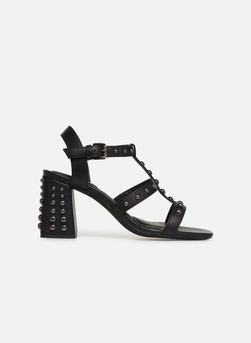 Sandales et nu-pieds Geox D SEYLA S D92DT Noir vue derrière