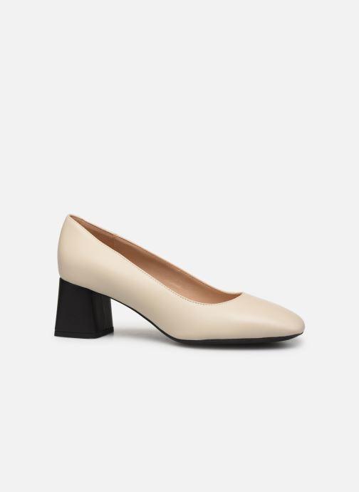 Zapatos de tacón Geox D SEYLA G D828VG Blanco vistra trasera