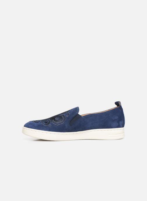 Sneaker Geox D JAYSEN B D921BB blau ansicht von vorne