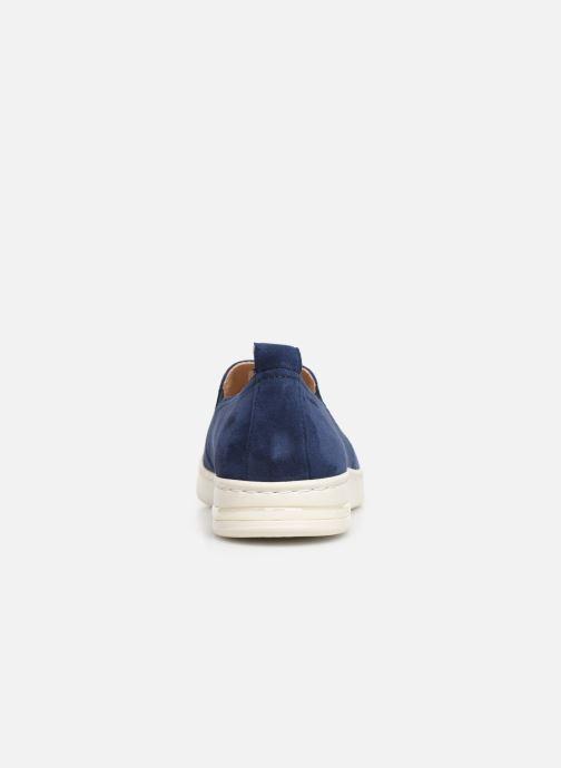 Baskets Geox D JAYSEN B D921BB Bleu vue droite