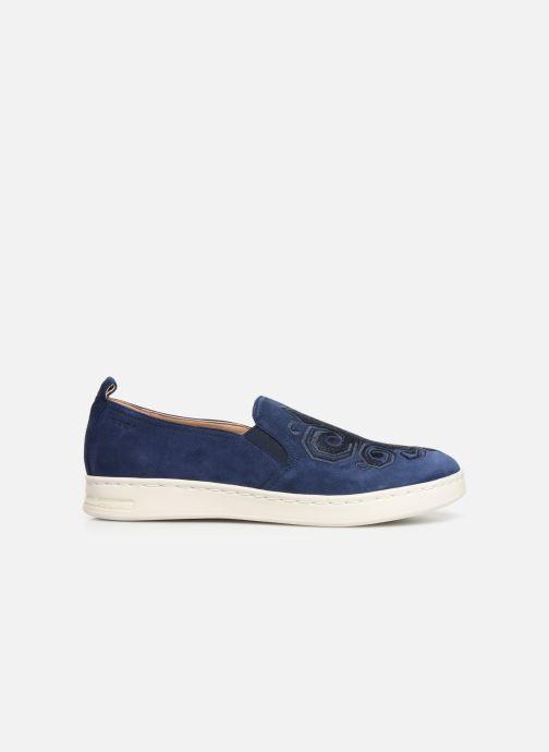 Sneaker Geox D JAYSEN B D921BB blau ansicht von hinten