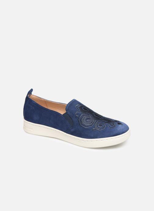 Sneaker Geox D JAYSEN B D921BB blau detaillierte ansicht/modell