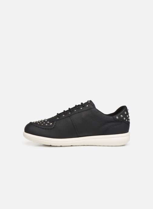 Sneakers Geox D JEARL H D92CSH Nero immagine frontale