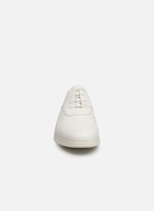 Lace-up shoes Geox D ARJOLA C D92DHC White model view