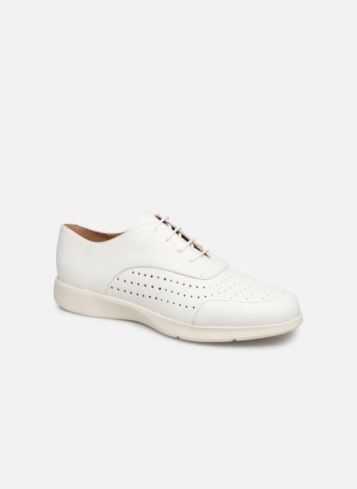 Chaussures à lacets Geox D ARJOLA C D92DHC Blanc vue détail/paire