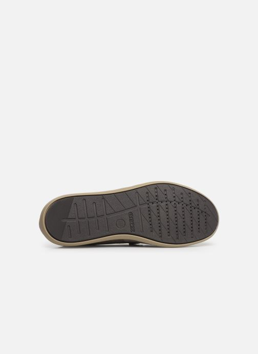 Loafers Geox U YOOKING A U924NA Grey view from above