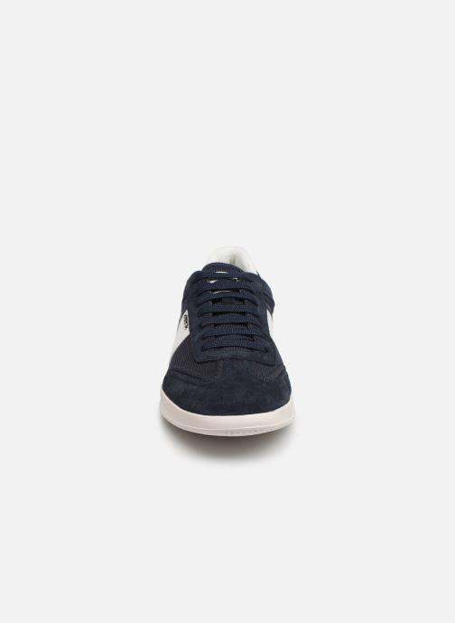 Baskets Geox U KENNET A U926FA Bleu vue portées chaussures