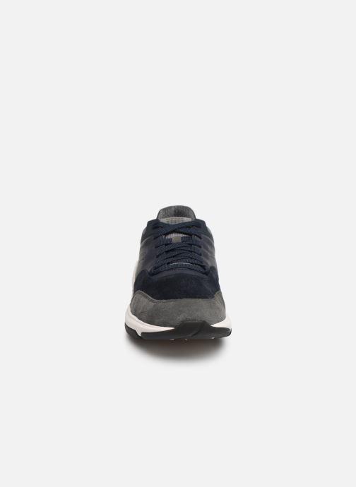 Baskets Geox U NILEY A U926LA Bleu vue portées chaussures