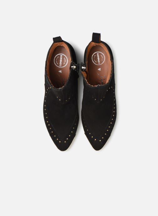 Bottines et boots Made by SARENZA Made By Sarenza x Daphné Burki Boots Noir vue face