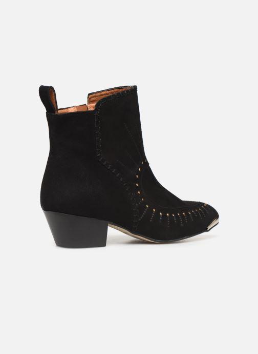 Bottines et boots Made by SARENZA Made By Sarenza x Daphné Burki Boots Noir vue droite