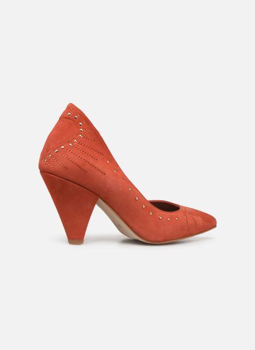 Zapatos de tacón Made by SARENZA Made By Sarenza x Daphné Burki Escarpins Naranja vista lateral derecha