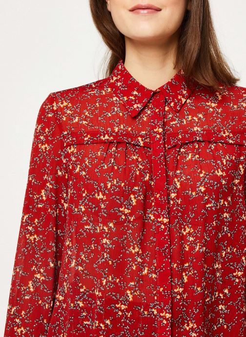 Vêtements See u soon 9211381 Rouge vue face