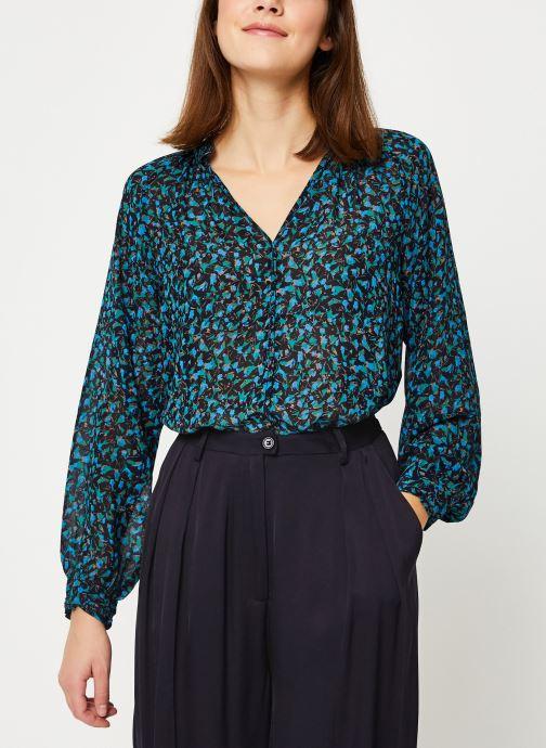 Vêtements See u soon 9212728 Bleu vue détail/paire